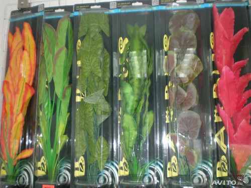 Искусственные водоросли как сделать