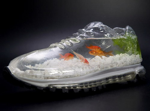 креативный аквариум фото